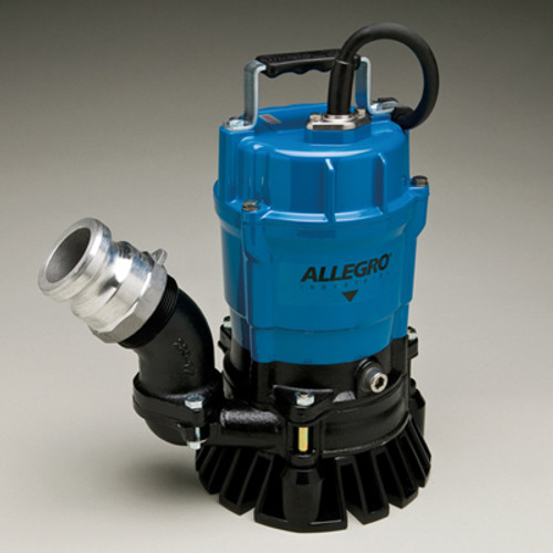 AC Dewatering and Sludge Pumps