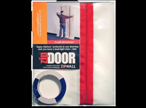 Zipwall Commercial ZipDoor Kit - ZDC