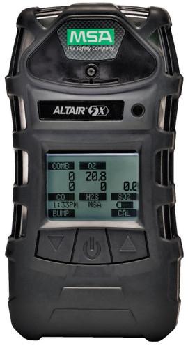 MSA ALTAIR 5X Multigas Detector [LEL, O2, Co, H2S] - 10116924