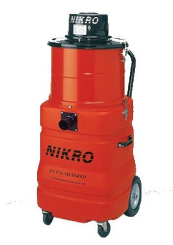 Nikro 15 Gallon Wet/Dry HEPA Lead Vacuum LVW15