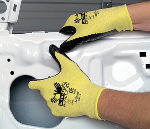 UltraTech® 13 Gauge, 100% Kevlar Glove 9693 [Dozen] Cut Level 2