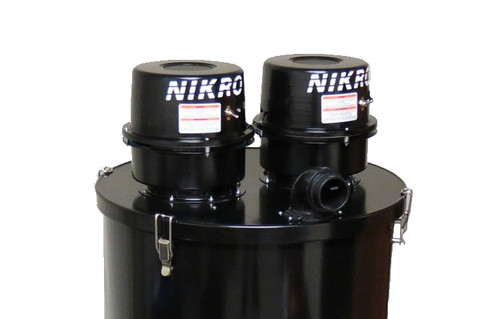 Nikro Dual 55 Gallon Drum Adapter Kit - 862148