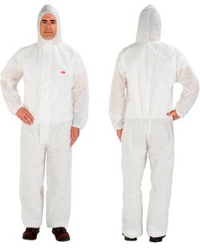 3M Disposable Protective SMS Coverall Safety Work Wear 4515 [Choose Options]