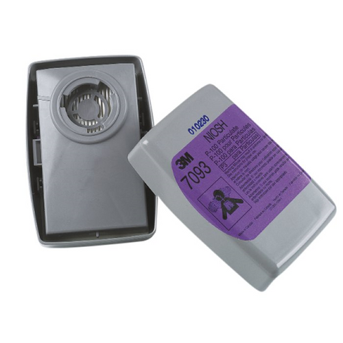 3M 7093 Particulate P100 Filter 12pr/box