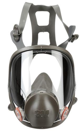 3M 6000 Series Full Face Respirator [S, M, L]