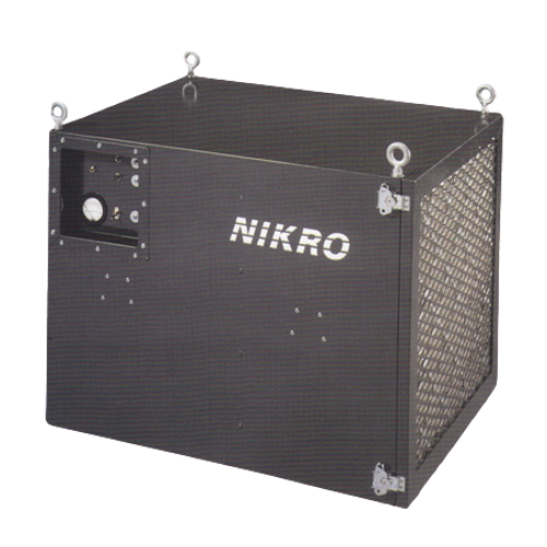 Nikro Ceiling Mounted Fume & Dust Extractor - 2000 CFM - CH2000
