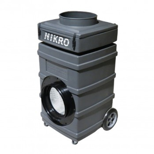 Nikro Upright Poly Air Scrubber PS1000 (1000 CFM)