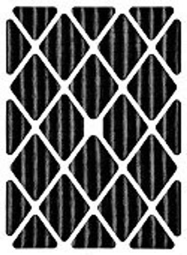 """18""""x24"""" Pleated Carbon Filter (Secondary) 12/case"""