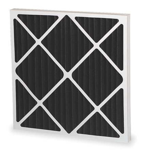 "24""x24""x2"" Pleated Carbon Filter (Secondary) 12/case"