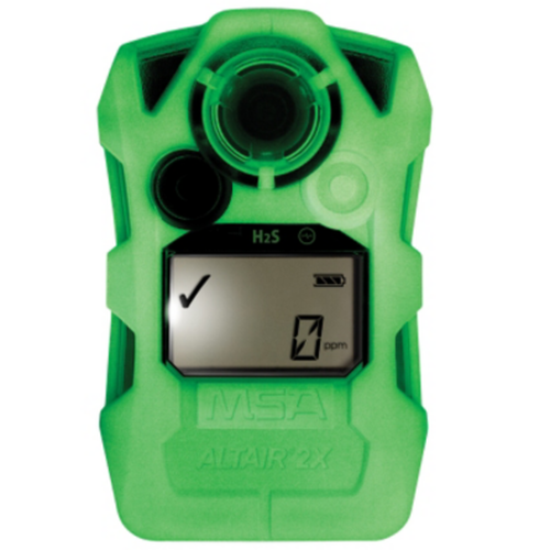 MSA ALTAIR 2X Gas Detector - Glow-In-The-Dark