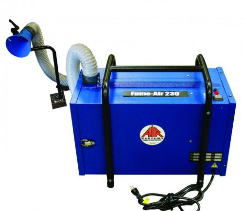 Air Systems Fume-Air 230 Portable Fume Extractor - 230 CFM - PFE-230