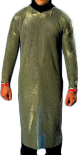 Stainless Steel Mesh Tunic + Sleeves - MT50