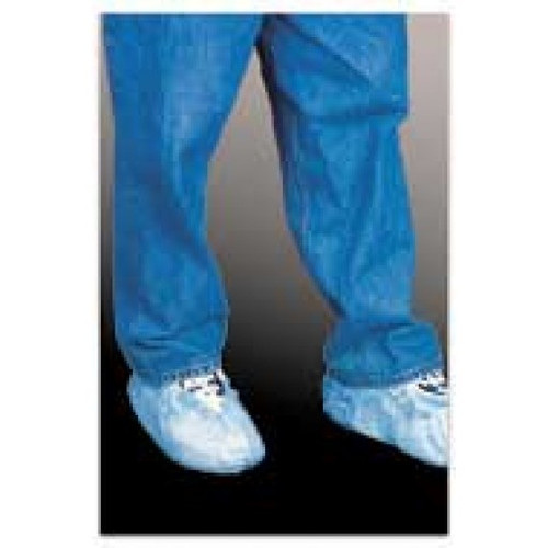 Blue Polypropylene Shoe Covers Size XL - 150 Pair