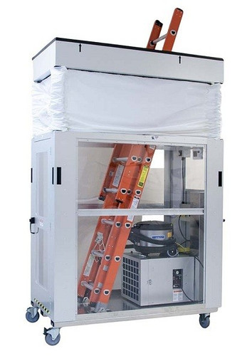 AIRE GUARDIAN® Mobile Dust Containment Cart AG8000