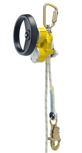 3M DBI-SALA 100 ft Rollgliss R550 Rescue and Descent Device 3327100