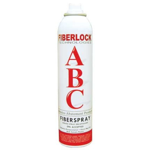 Fiberlock ABC Fiberspray Asbestos Encapsulant- 7oz - 6410