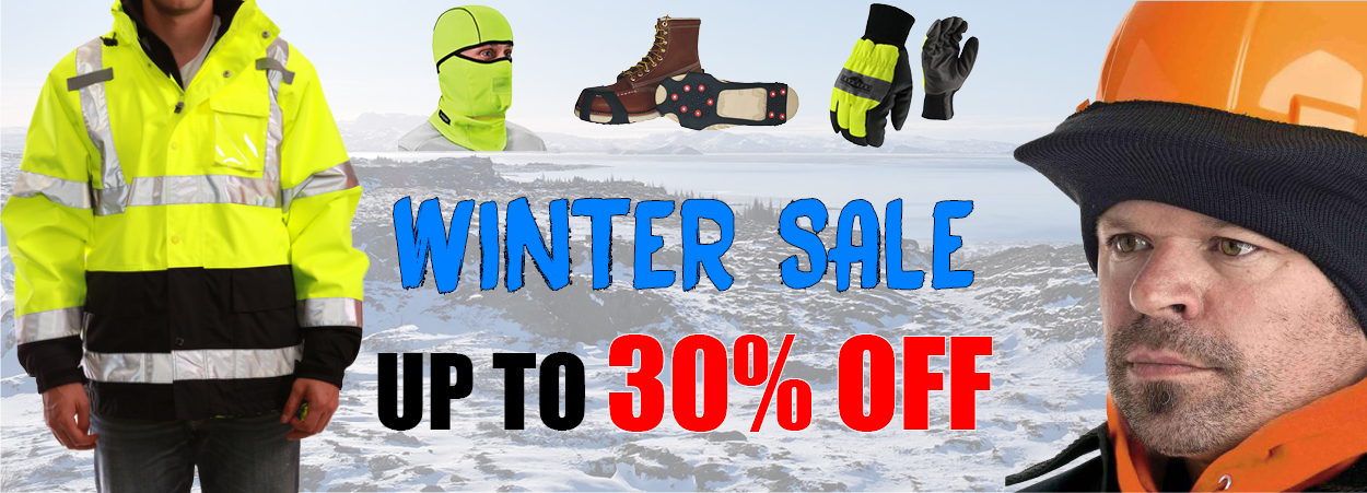 Winter PPE Sale