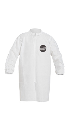 DuPont ProShield' 10 White Frock - PB271S WH