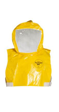 DuPont Tychem' 9000 Yellow Coverall - BR651T YL