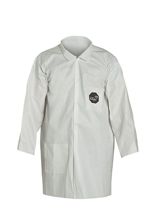DuPont ProShield' 60 White Labcoat - NG212S WH