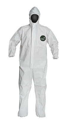 DuPont ProShield' 50 White Coverall - NB127S WH