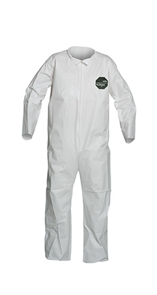 DuPont ProShield' 50 White Coverall - NB120S WH