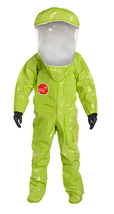 DuPont Tychem' 10000 Lime Yellow Training - TK586T LY