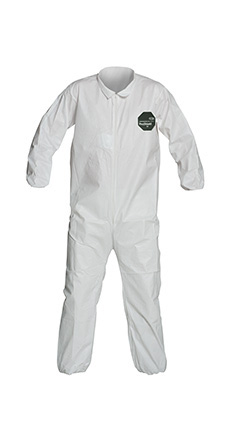 DuPont ProShield' 50 White Coverall - NB125S WH