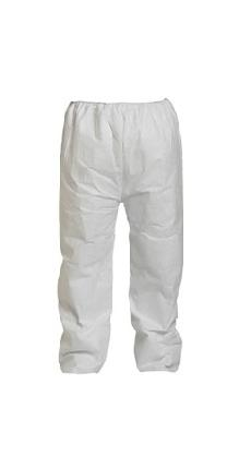 DuPont Tyvek' 400 White Pants - TY350S WH