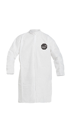 DuPont ProShield' 10 White Frock - PB267S WH