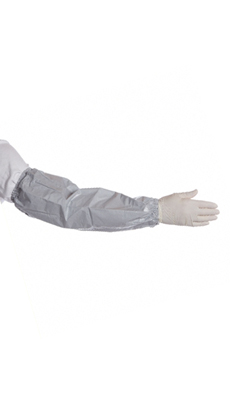 DuPont Tychem' 6000 Gray Sleeve - TYFPS3 2S