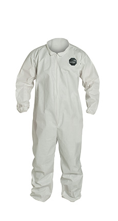 DuPont ProShield' 60 White Coverall - NG125S WH