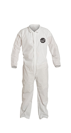 DuPont ProShield' 10 White Coverall - PB120S WH