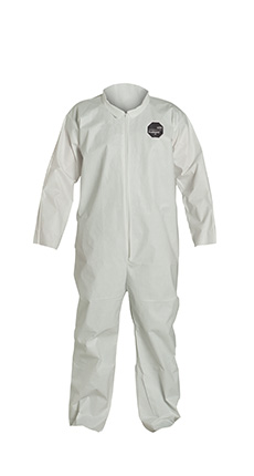 DuPont ProShield' 60 White Coverall - NG120S WH