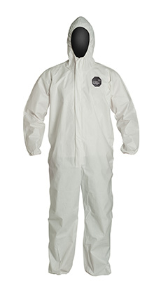 DuPont ProShield' 60 White Coverall - NG127S WH