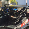 """SDR """"Shorty"""" Cage shown with optional rear 5 Light Panel (Not Included)"""