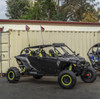 Hi-Bred Bolt-in Doors | RZR XP 4 1000 4 Seater