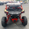 SDR Motorsports Inc. Can Am Maxx Shorty Cage rear view