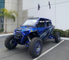SDR Motorsports Front Turbo S Baja Series Bumper