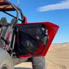 Our Pro XP door kits work with all SSV door speaker pods! Door bags shown must be ordered separately