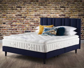"Harisson 4'6"" Geneva shallow divan set (£1549.95)"
