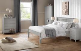 The Seville Bedstead Grey