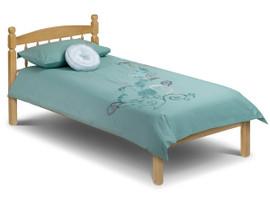 "The Julian Bowen Pine Bedstead From £99.95 (3'0"" size)"