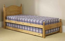 Antique Pine Guest Bed £299.95