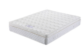 "The Loren Williams Pocket Mem-lux Mattress From £249.95 (3'0"" size)"