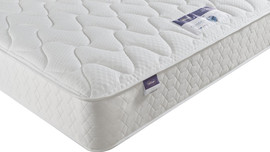 "The Silentnight Shelly Mattress From £249.95 (3'0"" size)"