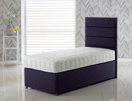 "The Spencer Divan Set From £249.95 (3'0"" size)"