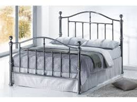 The Queen Bedstead