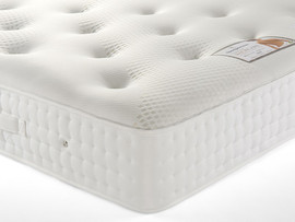 Pocket 2000 Natural Firm support Mattress
