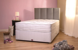 2000 Pocket Extra Firm Divan Set
